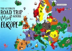 Europe is a vast continent that has zillions of gorgeous places to visit! Okay, zillions might be an exaggerationbut it's safe to say that a fleeting visit just isn't enough. One of the best things