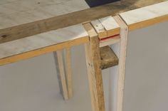Autoprogettazione Revisited  Easy-to-Assemble Furniture  by Enzo Mari and Invited Guests