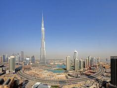 I want to come there! Burj Khalifa!