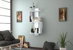 Raft de Perete - Alanson Bookshelves, Best Sellers, Floating Shelves, Shelving, Gallery Wall, Concept, House Design, Living Room, Frame