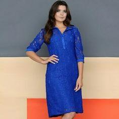 O que acham desse modelo Meninas?. azul + renda combinação perfeita 💙💙💙 ES e é e outro modelos disponíveis no site www.lolapolan.com.br  #lolapolan #roupas #colaçaodeinveno #modaevangelica #modafeminina