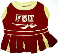 Florida State Seminoles CheerLeading Uniform