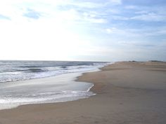 OBX national seashore.  I cannot wait to go back.  It feeds my soul.
