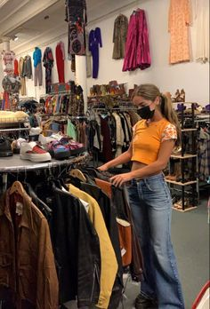 Summer Outfits, Casual Outfits, Fashion Outfits, Looks Hippie, Look Girl, Fashion Killa, Aesthetic Clothes, Thrifting, Street Wear