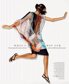 What's Hot Now (Harper's Bazaar)