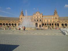 Sevilla - Plaza España