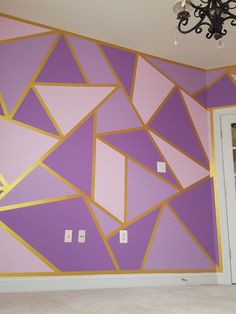 53 Squares And Geometric Designs Ideas Design Wall Paint Designs Home