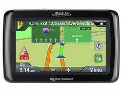 Magellan RoadMate 2036 43Inch Portable GPS Navigator -- You can get more details by clicking on the image.Note:It is affiliate link to Amazon.
