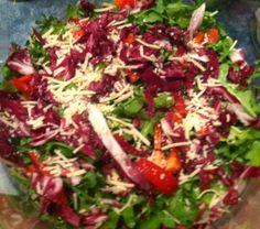 Cooking Chat: Tuscan Inspired Arugula Salad
