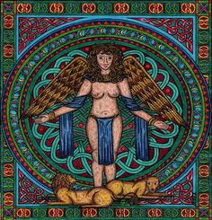 """Inanna – Sumerian Mother Goddess    """"The Queen of Heaven"""".  the most important goddess of the Sumerian pantheon in ancient Mesopotamia. She is the goddess of love, fertility, and war.  The Akkadians called her Ishtar."""
