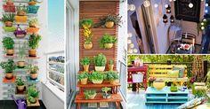 8 ideas para decorar balcones | Notas | La Bioguía