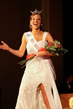 Courtney Parella Seeks to Help America's Homeless as the 2013 Miss Mississippi College | Mississippi College
