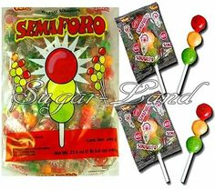 Mexican Candy Lollipop Vero tarrito lollipops fruit flavored ...
