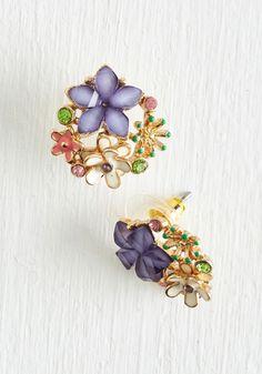 Accessories - Bouquet Brilliance Earrings