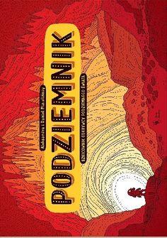Okładka książki Podziemnik. Szkicownik odkrywcy podziemnego świata
