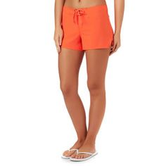 Roxy To Dye For Board Shorts - Electric Apricot | Free UK Delivery*