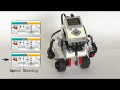 LEGO MINDSTORMS EV3 Balancing Robots: BALANC3R and Gyro Boy