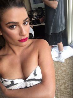 76 Best Lea Michele Images In 2017 Lea Michele Line Art Stripes