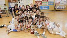 Las imágenes de la final del campeonato de España, baloncesto infantil