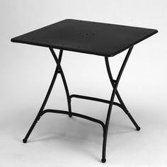 Tavolo quadrato ribaltabile OLIMPO, Scab Design Tavoli