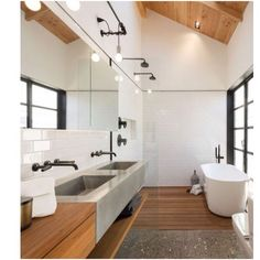 Long skinny bathroom