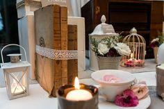 Bride in Italy: Styled Shoot | A brilliant, romantic shabby chic inspiration | Kappa Wedding