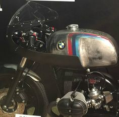 BMW R 100 RS #caferacer discover #motomood