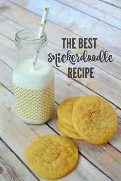 Walmart snickerdoodle cookie recipe