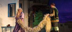 Rapunzel lets down her hair at the Engeman | TBR News Media