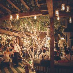 @kaneandsocial always capturing beautiful moments ✨ @melissa_davis_designs @sohohouse #alwaysflowersevents #miamiweddings #twinklelights #romantic #wedding #decor #weddinginspiration