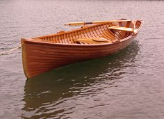 varnished rowing boat - Google Search
