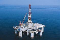 Oil Rig Endeavour