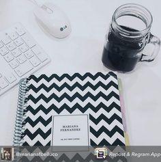 Sim, sua segunda também pode ser deliciosa! Comece planejando a semana. #meudailyplanner #dailyplanner #dicadepresente  compre online: paperview.com.br