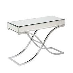 Wildon Home ® Caraman Mirrored Console Table