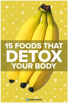 Want more energy, less bloating, to increase your metabolism and to feel better than ever? Incorporate these 15 foods that detox your body into your diet. 15 Foods to Detox Your Body Healthy Detox, Healthy Life, Healthy Living, Diet Detox, Best Detox Foods, Weight Loss Meals, Body Cleanse, Body Detox, Herbal Remedies