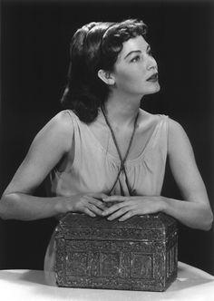 Ava Gardner, Pandora,1950