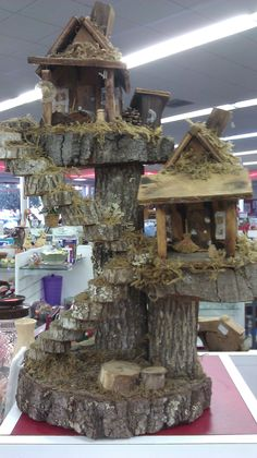 treehouse found while shopping