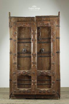 Perfekt Antique Haveli Indian Hardwood Doors
