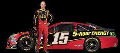 Jayski's® NASCAR Silly Season Site - 2016 NASCAR Sprint Cup Series #15 Paint Schemes