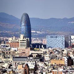 Barcelona. Torre Agbar