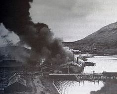 The Battle of Dutch Harbor took place on 3–4 June 1942, when the Imperial Japanese Navy launched two aircraft carrier raids on the United States Army barracks and the US Navy base at Dutch Harbor, during the Aleutian Islands Campaign of World War II. Aleutian Island Campaign.