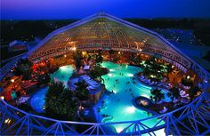 Best parks and gardens in munich munich ejazat group europa park theme and resort best water slides in germany Waterpark Sauna And Wellness At Therme … Places To Travel, Places To See, Travel Destinations, Water Park Rides, Water Parks, Thermal Pool, Thermal Baths, Mercure Hotel, Spa Hotel