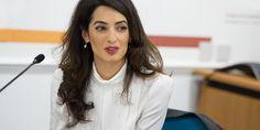Perpetual Hero Amal Clooney Will Represent ISIS Rape Survivor Nadia Murad