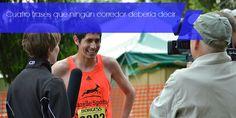 Cuatro frases que ningún corredor debería decir | Consejos para Corredores