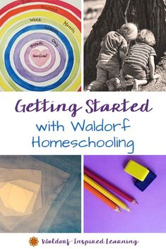 Just Starting with Waldorf Homeschooling? First Steps + Supplies for getting started with Waldorf homeschooling from an experiened Waldorf mom & mentor. Play Based Learning, Project Based Learning, Early Learning, Curriculum Planning, Homeschool Curriculum, Homeschooling Statistics, Homeschooling Resources, Hands On Activities, Educational Activities
