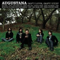 Augustana - Can't Love, Can't Hurt Vinyl.