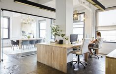 Tour the Entire Kode With Klossy Offices Photos | Architectural Digest
