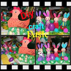 gainusa cosulet,iepurasi cos Easter Baskets, Easter Crafts, Cos, Homemade, Make It Yourself, Home Made, Diy Crafts, Do It Yourself, Class Of Service