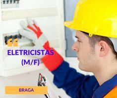 #labormarketofertaseletricistas Funções:  Instalações eléctricas entre outras funções inerentes à categoria profissional Requisitos:  Experiência na função mínima de 2 anos candidaturas@labormarket.pt