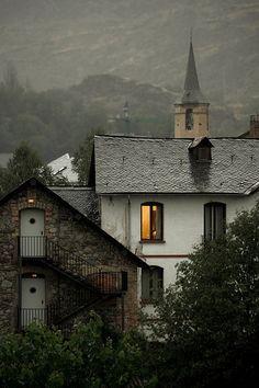 Cap el vespre | Pallars Sobirà, Lleida, Catalonia